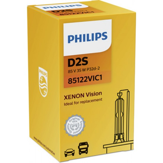 Philips D2S Vision