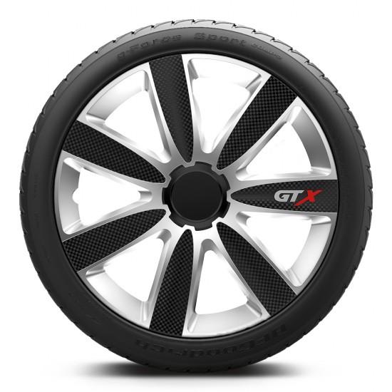Комплект тасове Versaco Carbon GTX Silver/Black